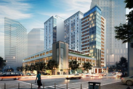 Hyatt Opens Two New Hotels In Downtown Tampa
