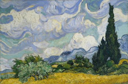 Dali Museum Van Gogh Exhibit Extended Until June