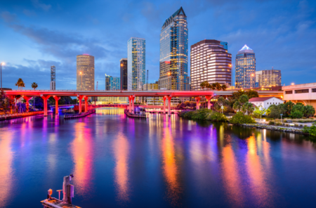Tampa Ranked Among Top 50 Cities To Live In The Country