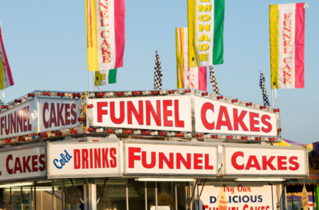 Take A Look At These Outrageous Food Items From The Florida State Fair!