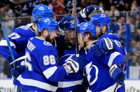Tampa Bay Lightning Secure Playoff Spot, Can They Repeat History?