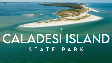 Caladesi Island Ranked #7 Best Beach In The Country!