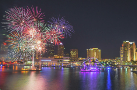 Boom By The Bay 4th Of July Celebration Returns To The City Of Tampa