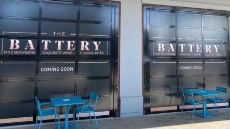 'The Battery' A Bourbon Bar Coming To Tampa's Sparkman Wharf!