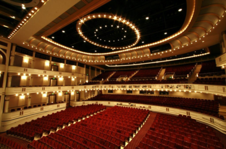 Live Shows Are Back At The Mahaffey