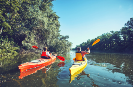Here For A Weekend Trip In Tampa Bay? The Ultimate Outdoor Guide Awaits...