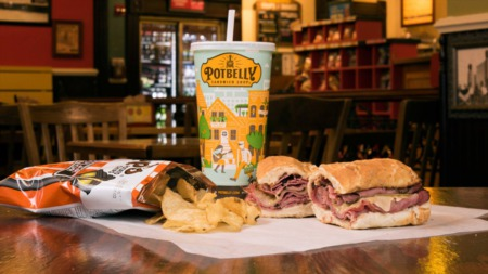 Chicago-Style Potbelly Sandwich Shop Opens Second Location In Tampa!