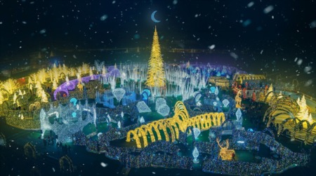 Enchant Christmas at Tropicana Field is Returning This Year