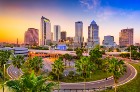 Tampa Ranked #1 on Forbes Emerging Tech Cities