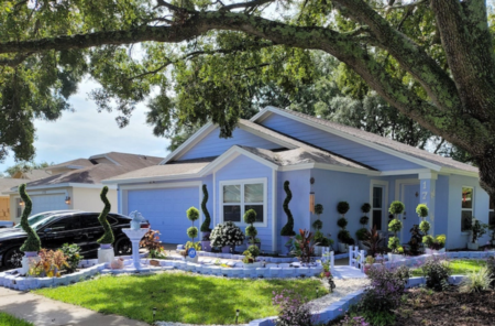 The Lutz 'Edward Scissorhands' House Converted Into A Museum