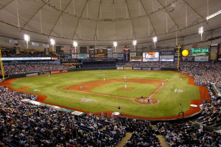 Tampa Bay Rays Home Games are now $10!