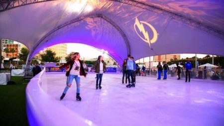 Winter Village Returns to Tampa