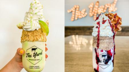 The Yard Milkshake Bar opening in Tampa!
