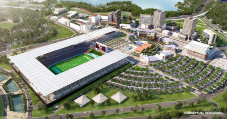 Aloha Stadium $350 Million Redevelopment Proposal Nears Approval