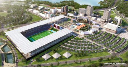 Aloha Stadium $350 Million Redevelopment Proposal Nears Approval