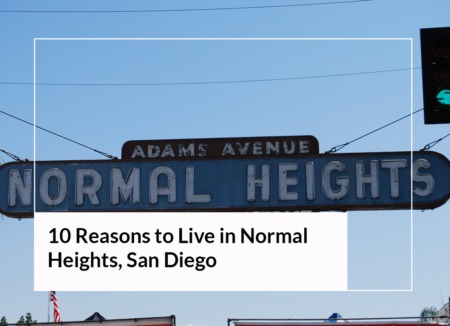 10 Reasons to Live in Normal Heights, San Diego