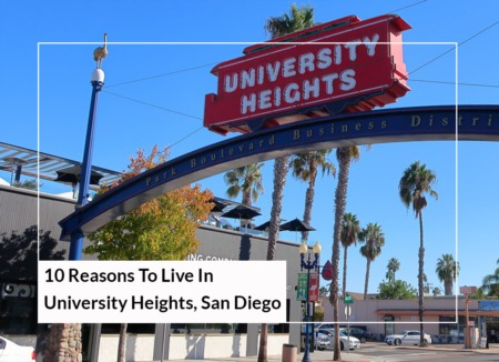 10 Reasons To Live In University Heights, San Diego