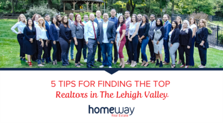 5 Tips For Finding The Top Realtors In The Lehigh Valley