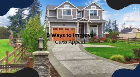 How to Improve Curb Appeal Before You Sell Your Lehigh Valley Home: 5 Simple Ways