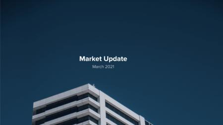 March Market Update 2021