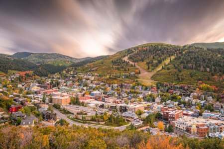 Park City's Luxury Real Estate Market Soars During Pandemic