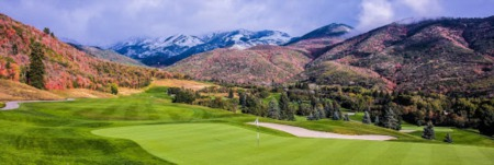 Private Golf Courses Outside Park City Utah