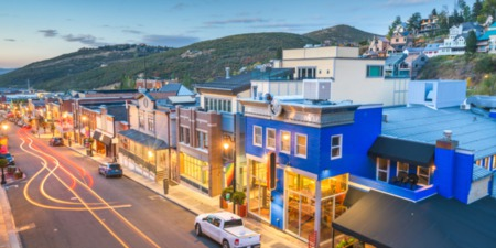 Park City's Historic Main Street