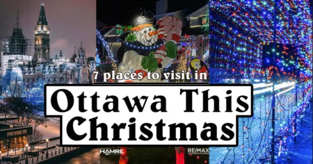 7 Places to Visit in Ottawa This Christmas