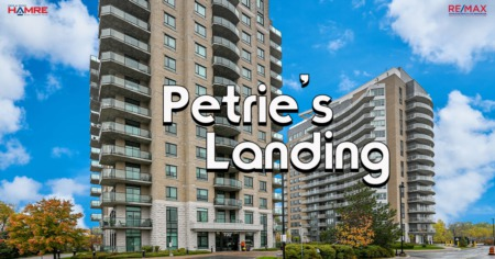 Petrie's Landing