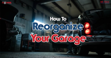 How To Reorganize Your Garage