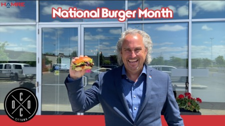 National Burger Month at OCCO Kitchen