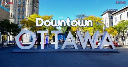 Downtown Ottawa