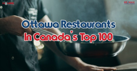 Ottawa Restaurants in Canada's Top 100