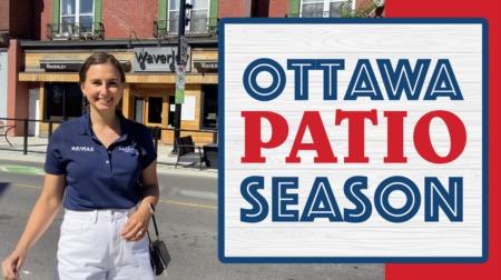 Ottawa Patio Season - Chelsea Hamre
