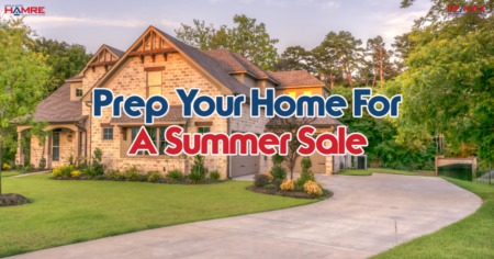 Prep Your Home For A Summer Sale