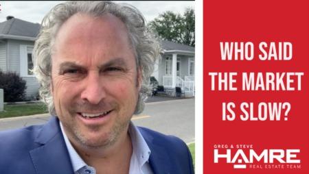Who Said The Market Is Slow? - Ottawa Real Estate