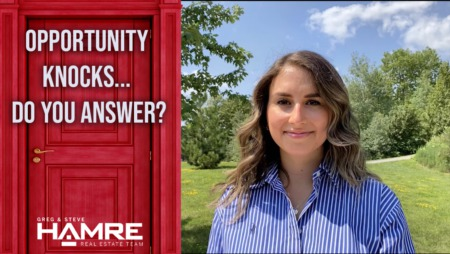 Opportunity Knocks, Do You Answer? - Ottawa Real Estate