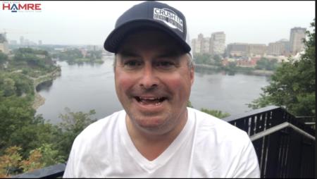 The OTTAWA Parliament Hill Escarpment Challenge - Greg Hamre
