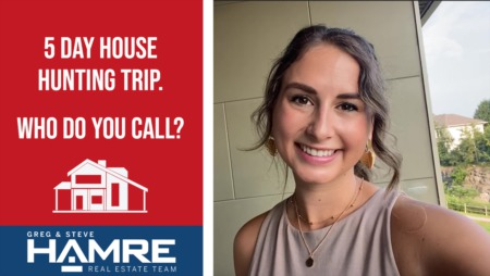 House Hunting Trip With Chelsea Hamre