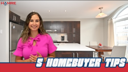 5 Homebuyer Tips