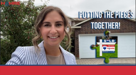 Putting The Pieces Together - Chelsea Hamre - Hamre Real Estate RE/MAX