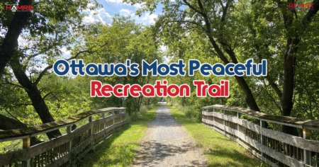 Ottawa's Most Peaceful Recreation Trail