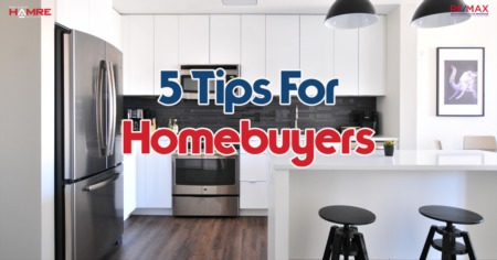 5 Tips For Homebuyers
