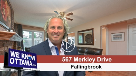567 Merkley Drive in Fallingbrook with a Pool