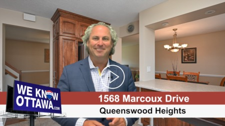 NEW LISTING - 1568 Marcoux Drive - Queenswood Heights