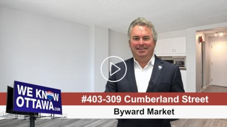 NEW LISTING - 403-309 Cumberland Street - Hamre Real Estate