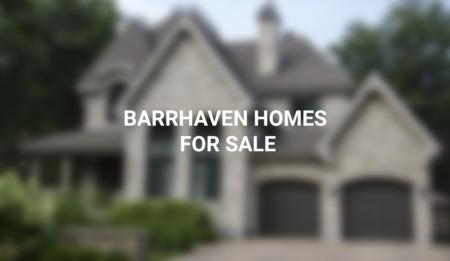 Barrhaven Homes for Sale - Sept 2