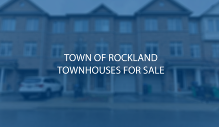 Town Of Rockland Detached and Stacked Townhouses For Sale - Sept 6