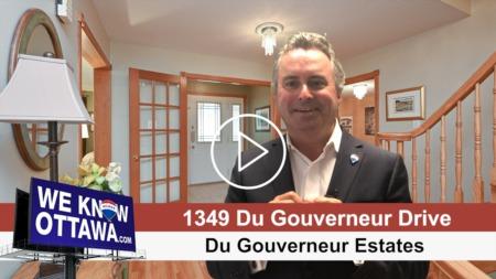 Listing Alert: 1349 Du Gouverneur Drive