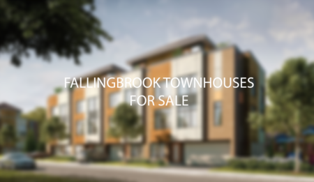 Fallingbrook Detached, Row and Stacked Townhouses For Sale